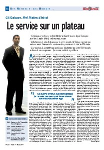 Article sur Hotel Hebdo