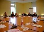 Comité de l'Innovation - Joel Robuchon à droite