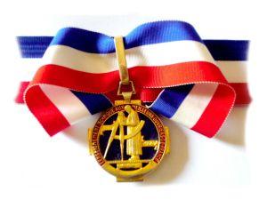 Médaille MOF