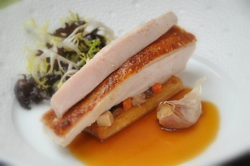 Restaurant La Bouitte Menu