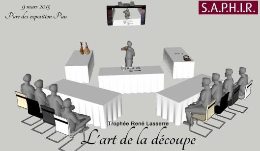 trophée René Lasserre