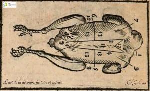 shémas de découpe 1698