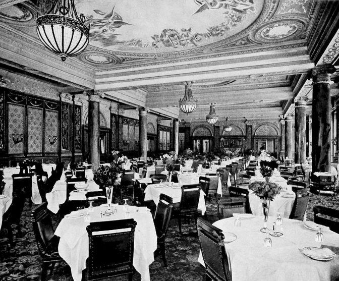 Restaurant du Waldorf