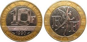 pièce de 10 francs